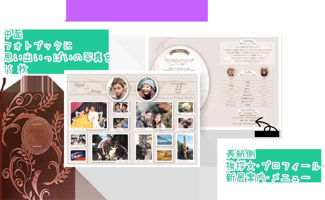photobookのイメージ